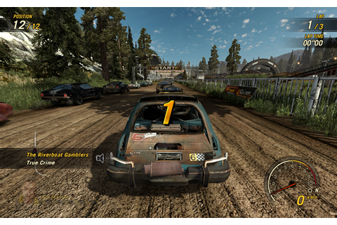 FlatOut Ultimate Carnage Game - Free Download Full Version ...