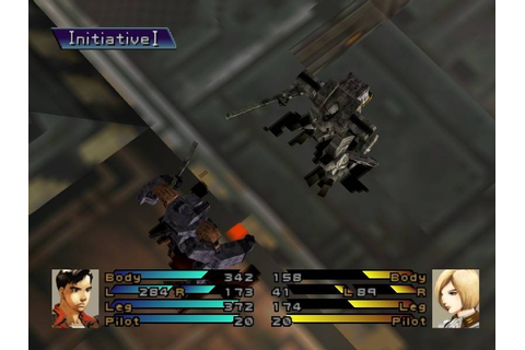 Front Mission 3 [NTSC-U] ISO Download