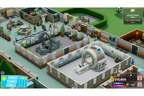 Two Point Hospital Game - PlayStation