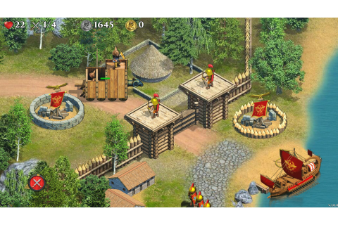 Defense of Roman Britain TD: Tower Defense game - Android ...