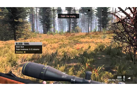 Cabela's Big Game Hunter PRO HUNTS - Northeast gameplay ...