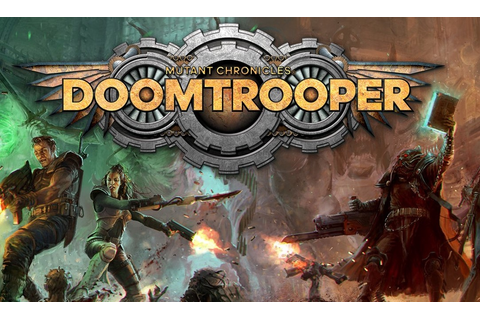 Doomtrooper Card Game Coming To Kickstarter Next Week ...