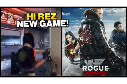 ROGUE COMPANY FIRST GAMEPLAY TRAILER REACTION!!! *VALORANT ...