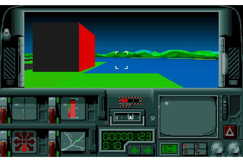 Download Hoverforce shooter for DOS (1990) - Abandonware DOS