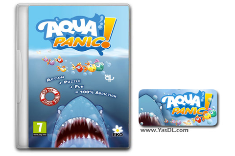 Play Aqua Panic For PC A2Z P30 Download Full Softwares, Games