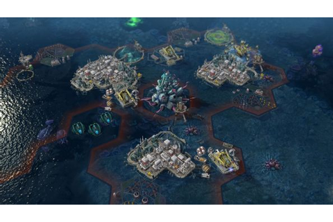 Civilization: Beyond Earth – Rising Tide has the most ...