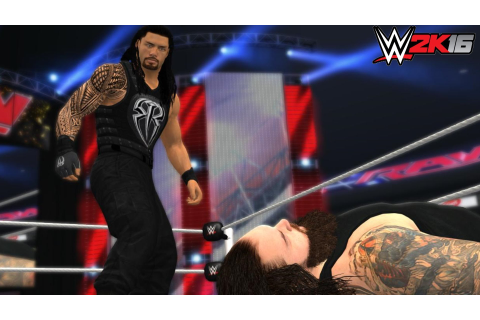WWE 2K16 Update Patch 1.02 Coming To PS3 And Xbox 360 ...