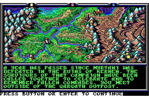 Download Death Knights of Krynn - My Abandonware