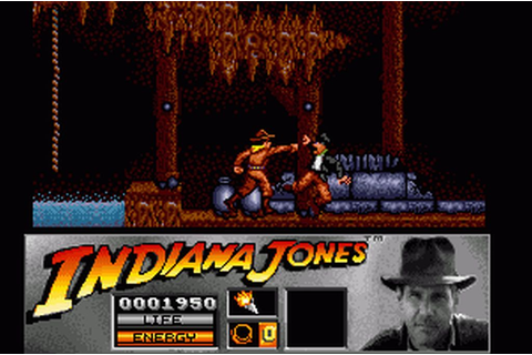 Indie Retro News: Indiana Jones and the Last Crusade : The ...