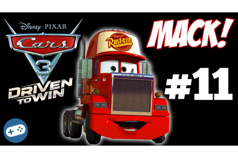 Cars 3 Driven to Win Mack Gameplay Part 11 - YouTube