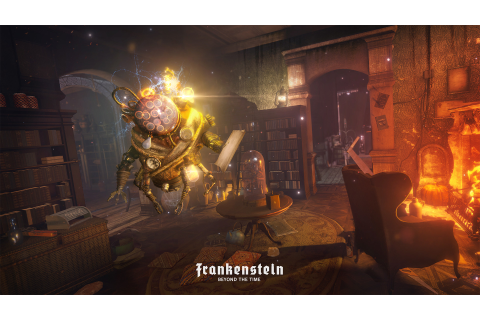 Frankenstein - Beyond the Time (Herstellerbilder ...