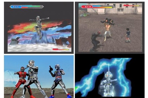 Dungun ToysStore @ DinToysStore: Space Sheriff Spirits Ps2 ...