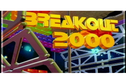 Breakout 2000 - Atari Jaguar - Nerd Bacon Reviews