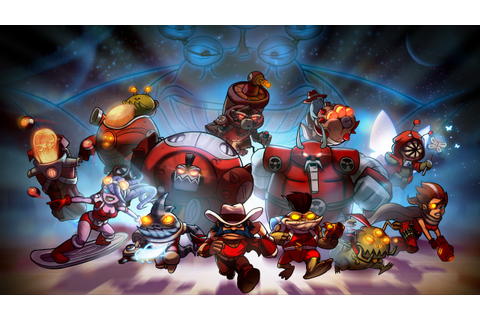 Awesomenauts, Video Games Wallpapers HD / Desktop and ...