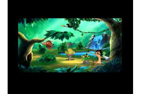 Timon & Pumbaa's Jungle Game Sling Shooter Part one OK ...