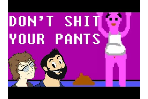 Don't Shit Your Pants | Typing on my Dick | The Control ...