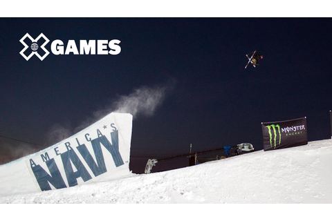 X Highlights: Men's Ski Big Air | X Games Aspen 2017 - YouTube