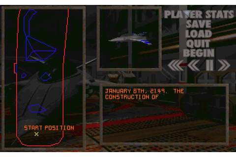 Radix: Beyond the Void Download (1995 Arcade action Game)