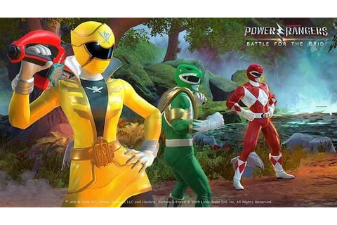 Power Rangers: Battle for the Grid Review - Nostalgia on ...
