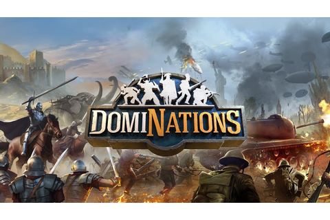 DomiNations: Through The Ages - YouTube