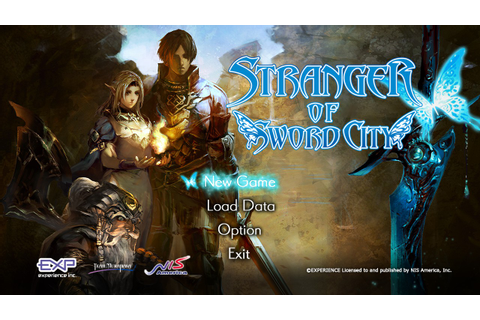 Japanese Dungeon RPG Stranger of Sword City Now Available ...