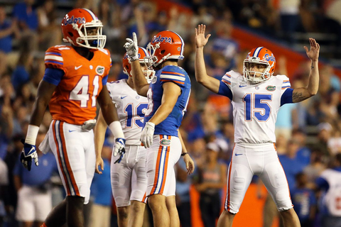 Florida Gators spring game open thread: The 2017 Orange ...