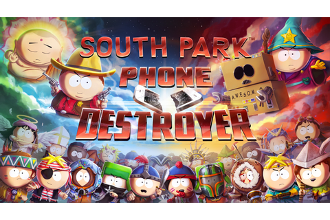 Ubisoft announces South Park: Phone Destroyer mobile game ...
