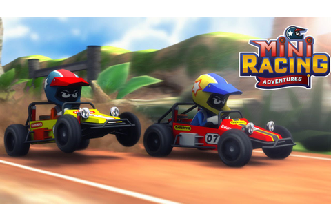 Mini Racing Adventures Gameplay IOS / Android | PROAPK ...