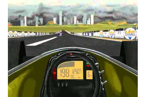 Al Unser, Jr Arcade Racing. Special for-Old Games.ru - YouTube