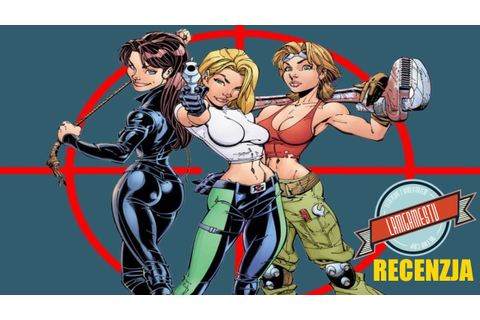Recenzja Danger Girl (PSX/PS1) - YouTube