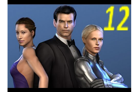 007 quitte ou double - PS2 - 12 [HD] - YouTube