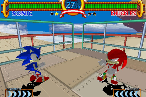 Sega's Virtua Fighter 2, Fighting Vipers, and Sonic the ...