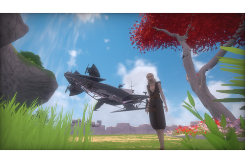 Worlds Adrift is a physics-first MMO like nothing you've ...