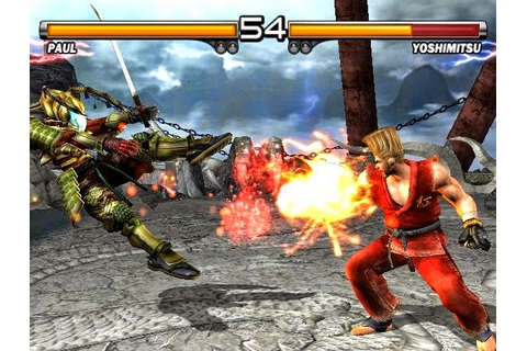 Tekken 5 - PC Full Version Free Download