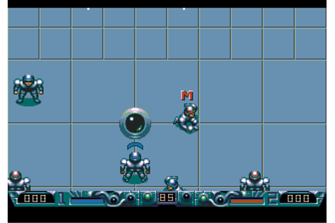 Play Speedball 2 – Brutal Deluxe Online - Play Sega ...