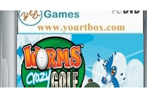 Worms Crazy Golf Game - FREE DOWNLOAD - Free Full Version ...
