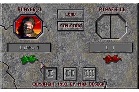 Burntime Download (1993 Strategy Game)