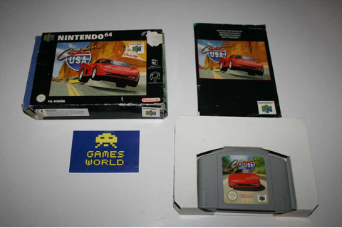 Cruisn Usa - Nintendo 64 | Game Galleria