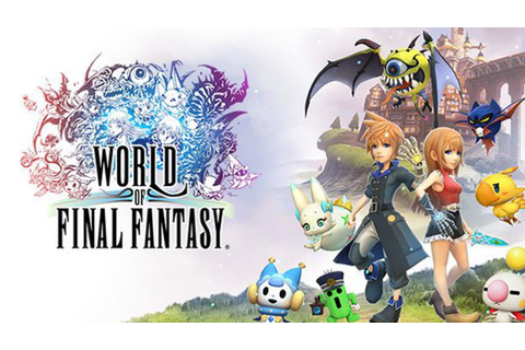 WORLD OF FINAL FANTASY - FREE DOWNLOAD | CRACKED-GAMES.ORG