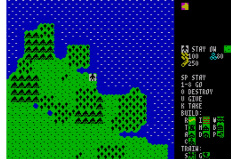 Euphoria 2D - Colonization Strategy for the ZX Spectrum ...