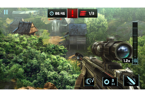 Sniper Fury: best shooter game скачать 2.7.0i на Android