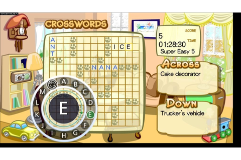 Coffeetime Crosswords - screenshots gallery - screenshot 2 ...