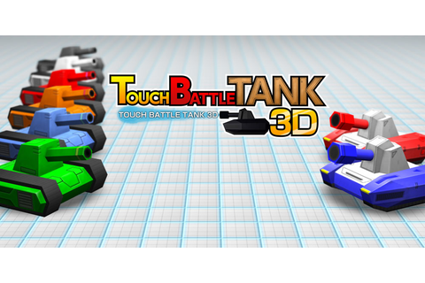 Touch Battle Tank 3D | Nintendo 3DS download software ...