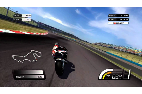 Motogp 07- Xbox 360- HD - YouTube