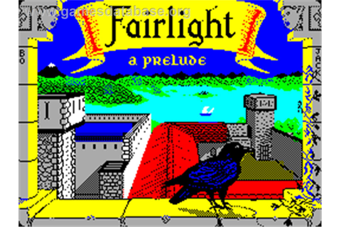 Fairlight: A Prelude - Sinclair ZX Spectrum - Games Database