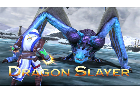 Dragon Slayer™ - Universal - HD Gameplay Trailer - YouTube