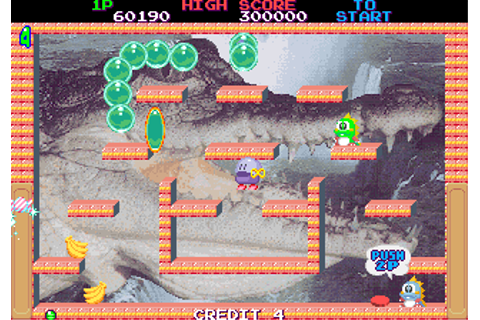 Play Arcade Bubble Memories: The Story Of Bubble Bobble ...