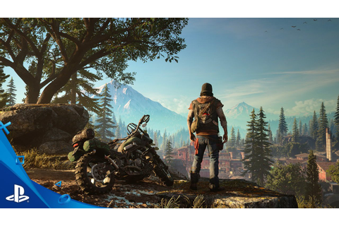 Days Gone - E3 2016 Gameplay Demo | PS4 - YouTube