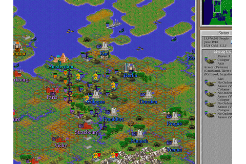 Download Civilization II: Multiplayer Gold Edition (Mac ...