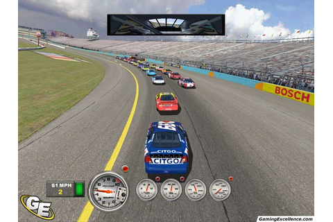 NASCAR Racing 2003 Season Review - GamingExcellence